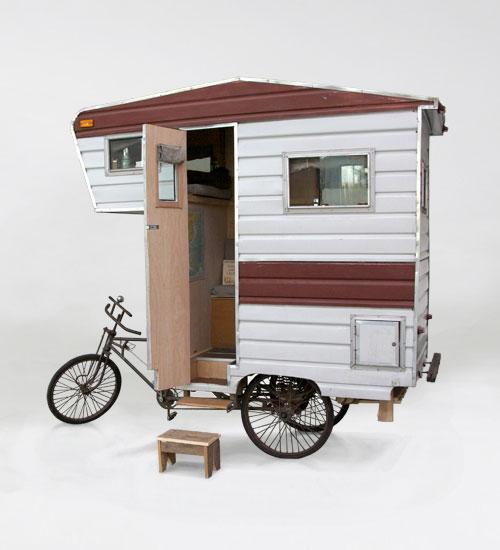 La camper bike el sue o del cicloturista for Reduziert leben