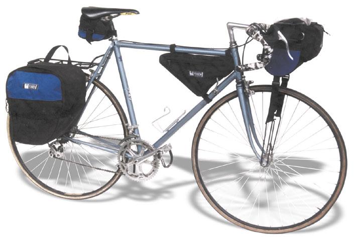 estilo novedoso Tener cuidado de aliexpress Equipamiento de cicloturismo «