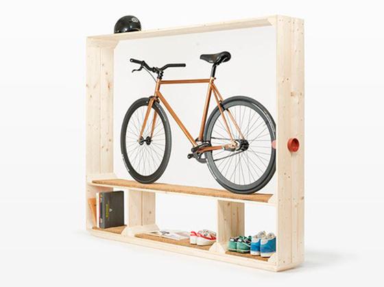Guardar bicicletas en poco espacio cul es tu tcnica para - Guardar bicicletas en poco espacio ...