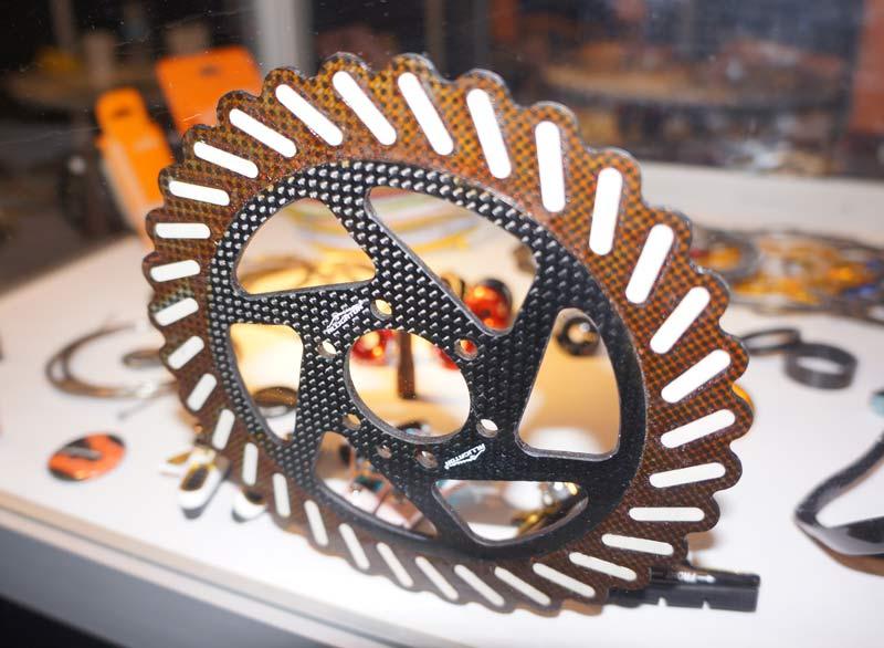 Ceramic Carbon Fiber Brake Disc2