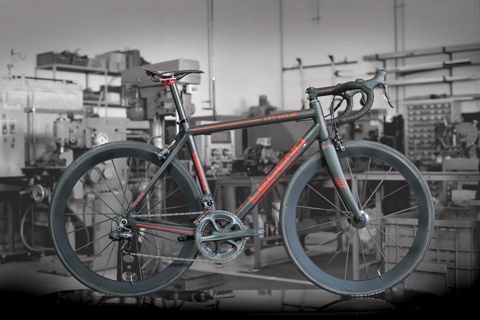 Legend Bikes, por Marco Bertoletti «