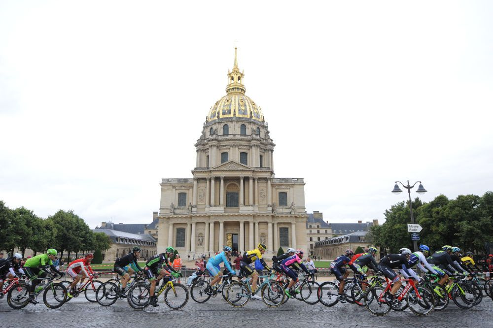 Tour de France 2015 - 26/07/2015 - 21eme Etape - Sevres / Paris - Champs Elysees - 109,5km - Les Invalides