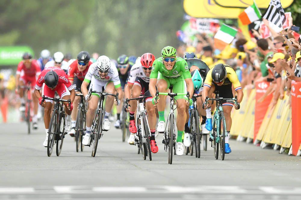 10ª etapa del Tour de Francia: sobre la desigualdad en el