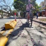 Salta: más linda que nunca gracias a nuevas ciclovías y estacionamientos para bicicletas