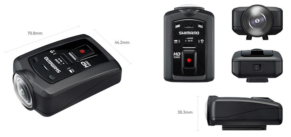 Shimano-CM-1000-Sport-Camera
