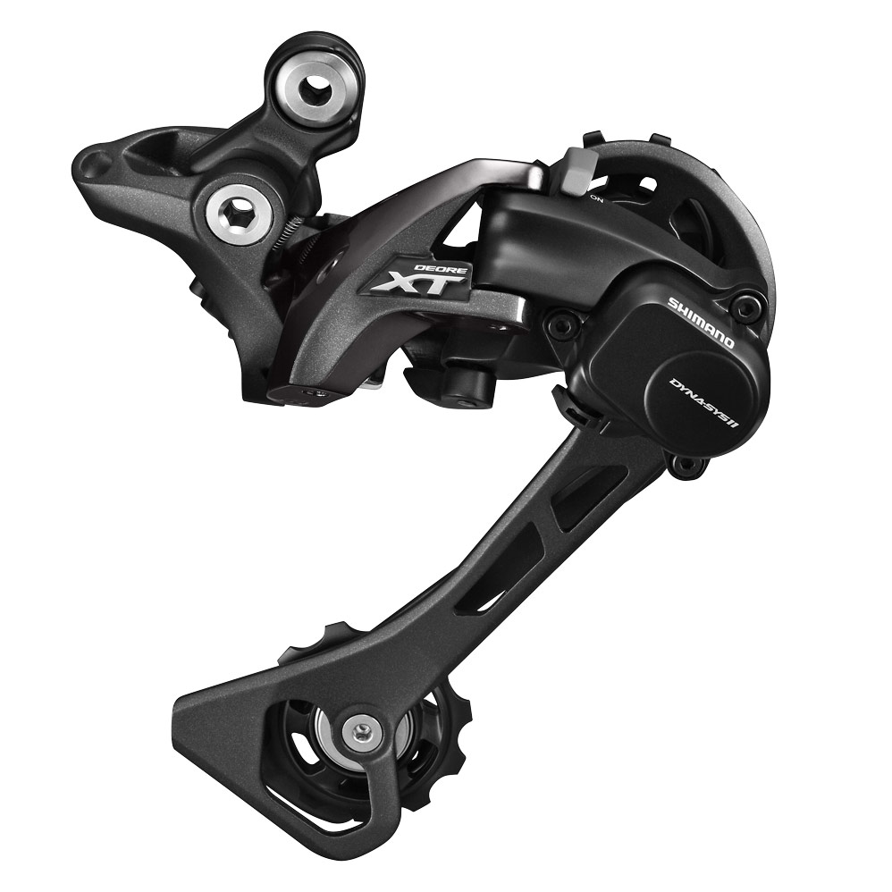 Shimano_New_Deore_XT_11-speed_mountain-bike_groupset_RD-M8000-SGS_long-cage_Shadow-Plus_rear-derailleur