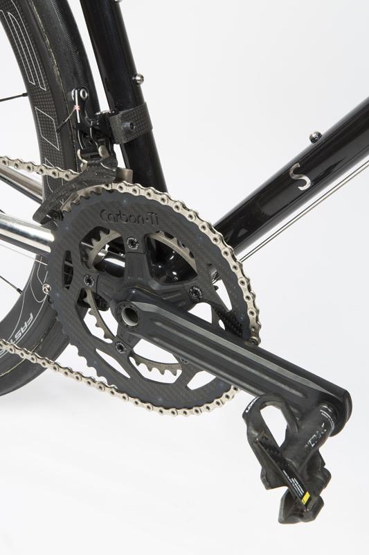Sven Cycles Reynolds 953 _ 921 handmade bike 3