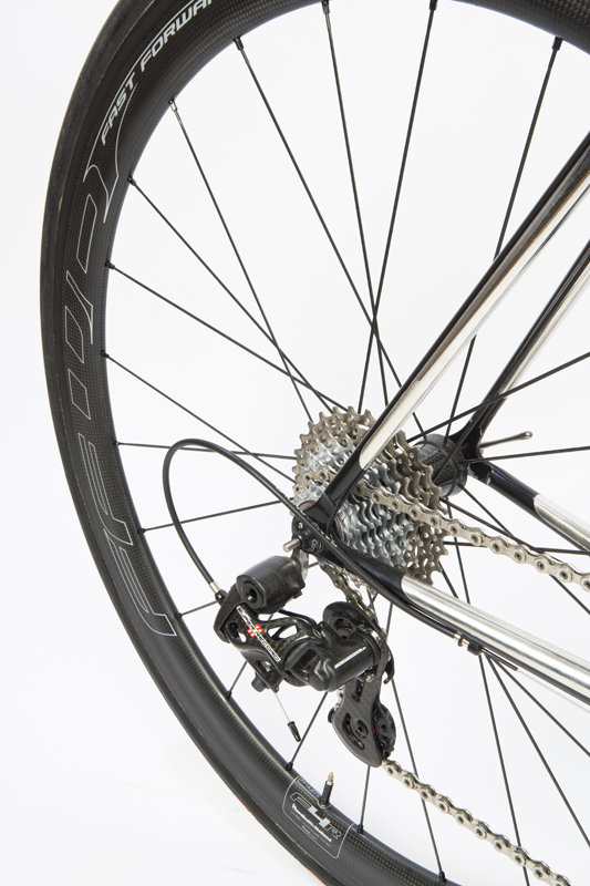 Sven Cycles Reynolds 953 _ 921 handmade bike Fast forward wheels 1 .jpg