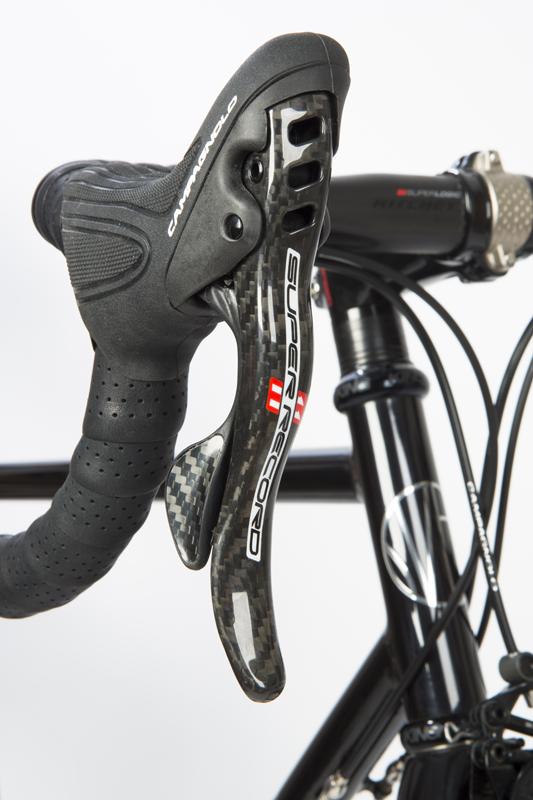 Sven Cycles Reynolds 953 _ 921 handmade bike Fast forward wheels Campagnolo Super Record