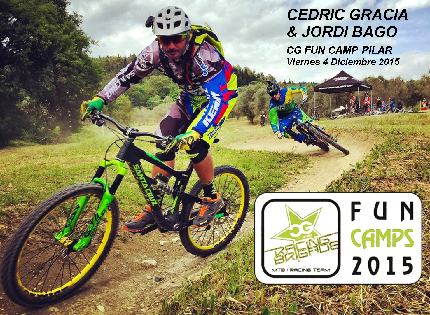 cedric_gracia_funcamps - Flyer