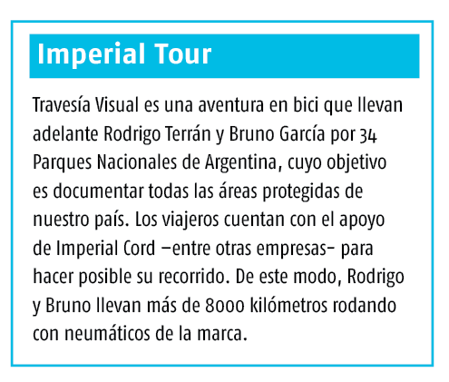 imperial tour-travesia visula explicacion