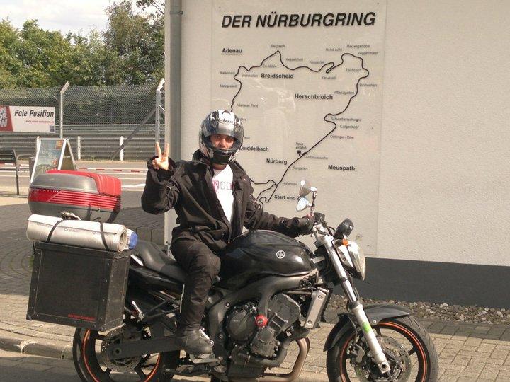 manel-pedrero-nurburgring