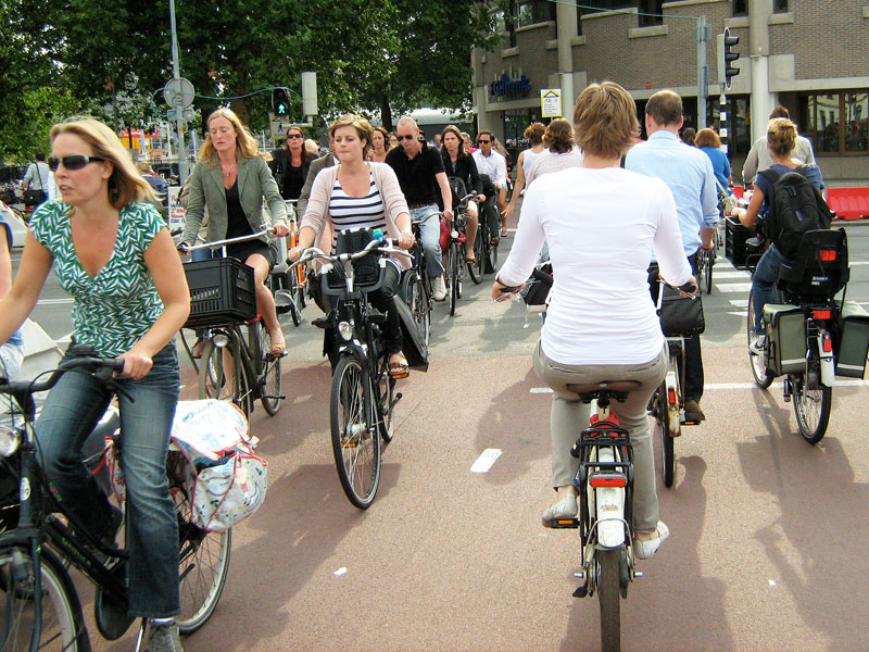 utrecht-rush-hour-bike-users
